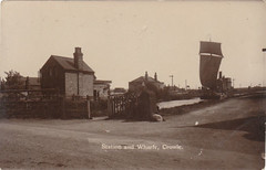 """Crowle Wharf • <a style=""""font-size:0.8em;"""" href=""""http://www.flickr.com/photos/124804883@N07/15390992896/"""" target=""""_blank"""">View on Flickr</a>"""