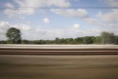 2014 Amsterdam landscape (1.11 - Giovanni Contarelli) Tags: windows motion amsterdam train canon landscape tamron mosso tamron1750 eos50d canon50d tamron1750vc