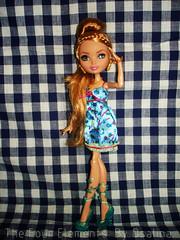 Ashlynn Ella (eneida_prince) Tags: photo doll photos cinderella mattel 2014 eah everafterhigh ashlynnella osalina thedaughterofcinderella