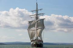 Tall Ship Lord Nelson (Explored #341 05/10/2014) (John Ambler) Tags: john marine sailing ship photos nelson lord photographic photograph sail tall 341 ambler explored johnambler