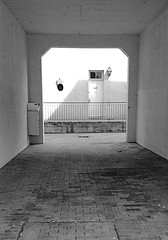 Montargis (Barbara L. Slavin) Tags: blackandwhite france geotagged centre august barge photostream iphone 2014 montargis iphoneography france2014