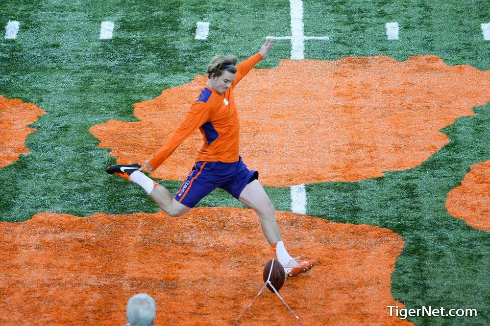 Clemson Photos: 2014, Chandler  Catanzaro, Football, practice, proday