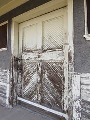 Original Depot in Antonito (Patricia Henschen) Tags: railroad yard sanluisvalley depot railyard railroadstation drg drgw standardgauge conejoscounty denverriograndewestern antonitocolorado