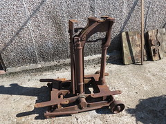 RESTORING A W&T AVERY SCALES (RON1EEY) Tags: scales avery weighing wtavery wtaveryltd