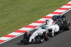 No.19 / Felipe Massa / Williams-Mercedes (kariya) Tags: car f1 racing formula  formula1 suzuka 2014 qualifying f1gp