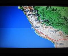 On my way Home .. #LANAirlines #Beoing767 () Tags: vacation holiday latinamerica southamerica cuzco airplane inflight airport lima aeroporto monitor lan boeing flughafen aeropuerto rtw vacanze intl 767 roundtheworld  sudamerica lanchile tacna amricadosul amricalatina globetrotter  southernhemisphere oneworld boeing767 zonasul aroport b767 internationalairport 767300 amriquelatine flightplan huanuco 16days amricadelsur b767300er maesawyr b767300 sdamerika  767300er  763 worldtraveler tvmonitor  americadelsud intlairport lanairlines boeing767300er federativerepublicofbrazil  lan767 cccxe lanarlinessa lanarlines lneaaeropostalsantiagoarica republicofbrazil federativadobrasil