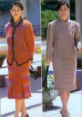 Liuxingpian_23 (Homair) Tags: wool fuzzy skirt mohair cardigan combo