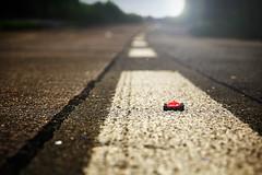 Highway to Hell (Markus Le Bb) Tags: auto road germany way lens lost 1 high klein highway place small autobahn flare bild rue fahrzeug formel stillgelegt strase
