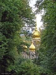 Wiesbaden - Russische Kirche