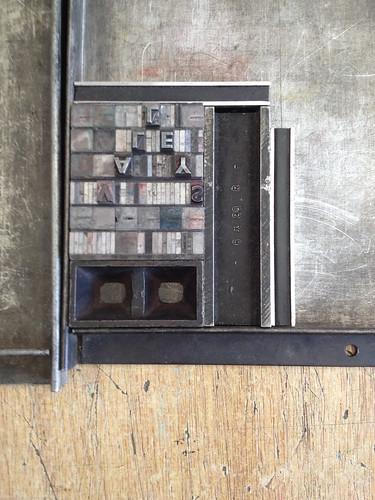 "letterpress tests for ebb & flow • <a style=""font-size:0.8em;"" href=""http://www.flickr.com/photos/61714195@N00/15471598995/"" target=""_blank"">View on Flickr</a>"