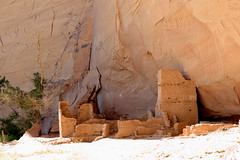 Anaasází ruins at Canyon de Chelly (chili5558) Tags: vacation arizona g d800 nikon2470mmf28 anaasází