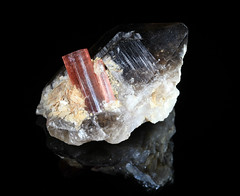 Elbaite (Cindy's Here) Tags: macro rock canon crystal russia mineral geology elbaite mineralogy