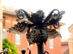 fiore di ferro (Tu prova ad avere un mondo nel cuore...) Tags: diy arte bologna marketplace mercatino creativit artigianato
