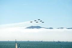 Fleet Week Blue Angels 10-2014 (daver6sf@yahoo.com) Tags: obrien sanfranciscobay blueangels fleetweek afvrzoomnikkor80400mmf4556ded jermiahobrien