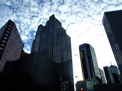"Skyscrapers of downtown Dallas • <a style=""font-size:0.8em;"" href=""http://www.flickr.com/photos/34843984@N07/15537276891/"" target=""_blank"">View on Flickr</a>"