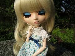 Lucia - Pullip Romantic Alice (Lucia-san) Tags: doll alice blonde romantic groove pullip leeke obitsu leekeworld rewigged