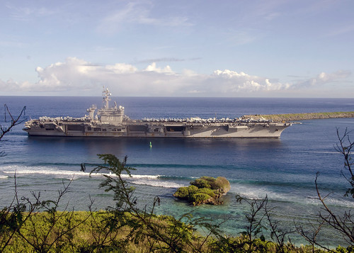 ussfrankcable guam usa as40 military militaryphotos militaryphotography militaryphotographer navyphotographer navyphotos ms mc3 mc2 imageoftheday photojournalist msc militarysealiftcommand aircraftcarrier navyship coolnavy warfare hugeship sunnyphoto lensflare sunflare gu