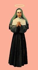 Saint Augustina (Virgin Martyr) (CathSaintsBlesseds) Tags: agostina pietrantoni augustina saint st bl blessed santa vergine martire virgin martyr catholic nun italian christian nurse nurses habit religious
