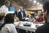 Andrés Ibarra visita a Alfabetizadores Digitales del Programa Rad.Ar