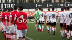 Valencia cf 4 - 1 Hercules Juvenil división de honor (Carlos Alcalde) J24