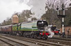 BOB no.34081 '92 Squadron' (alts1985) Tags: bob no34081 92 squadron bewdley severn valley railway spring steam gala svr train worcestershire shropshire 170317 180317