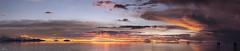 Atardecer Uyuni (Mr. CHILI) Tags: outdoor landscape mountain volcan vulcano uyuni bolivia altiplano salar reflejo reflection panorama panoramic water sunset atardecer sun