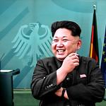 From flickr.com: Kim Jong-un {MID-152466}