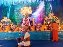 IMG_20170114_215527 (bhagwathi hariharan) Tags: rangoli kolam nallasopara nalasopara rose pooja christmas 2016 festivals mumbai goregaon prithvilandproject 2017 celebrations lordshani lordayyappa