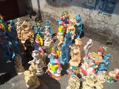 DSC01902 (bhagwathi hariharan) Tags: ganpati ganpathi lordganesha god nallasopara nalasopara pooja idols
