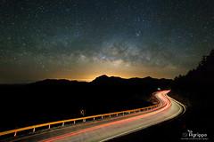 石門山步道 (GroAgrippa) Tags: 台中 台灣 合歡山 銀河 秀林鄉 臺灣省 tw galaxy