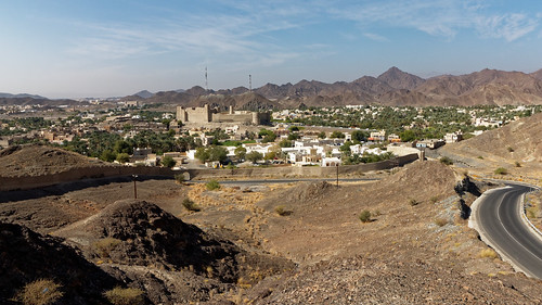 Bahla Fort, the City of Bahla and Surroundings
