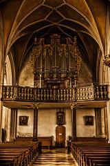 Orgel In Der Mariä Himmelfahrt (Michelle Christin) Tags: bogen bogenberg mariä himmelfahrt niederbayern kirche heilig wallfahrtskirche architektur altar canon 60d tamron 2470 sp orgel barock orgelempore