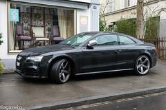 Audi RS5 (aguswiss1) Tags: audirs5 audi rs5 sportsacar worldcars supercar car auto switzerland fastcar dreamcar