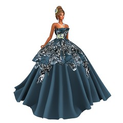 Heth Haute Couture- Holiday Group Gift For Women- The Etain Gown (XiomaraLavendel) Tags: hethhautecouture hhc gift accessories formal semiformal xiomaralavendel secondlifemodel slmodel slfashion secondlifefashion secondlife