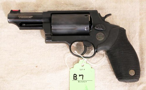 Taurus Model Judge, .45 Long Colt/.410 Revolver ($588.00)
