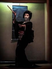 A Night in Pontochō (Explored) (Rekishi no Tabi) Tags: ichiho geiko geisha pontocho kyoto japan flickrexplore