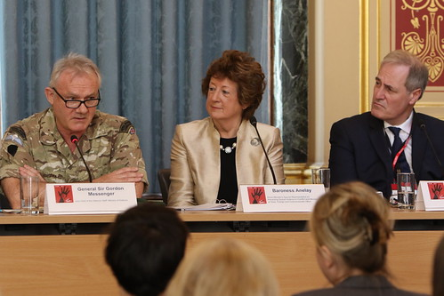 UK continues to lead on Preventing Sexual Violence in Conflict