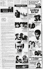 Tonight on TV, September 17, 1971 (STUDIOZ7) Tags: tv television 1970s seventies 70s minneapolis stpaul twincities star tribune newspaper ad advertisement carlrochelle eyewitnessnews cbs abc kmsp wcco channel4 channel9 ktca channel2 juvenilejury
