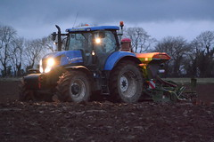 New Holland T7.200 Tractor with an Amazone ADP 3000 Special Seed Drill & Power Harrow (Shane Casey CK25) Tags: new holland t7200 tractor amazone adp 3000 special seed drill power harrow nh cnh blue t7 200 casenewholland newholland sow sowing set setting drilling tillage till tilling plant planting crop crops cereal cereals county cork ireland irish farm farmer farming agri agriculture contractor field ground soil dirt earth dust work working horse horsepower hp pull pulling machine machinery grow growing nikon d7100 traktor tracteur traktori trekker trator ciągnik
