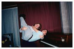 Eamonn Coyne and Gordie Sampson