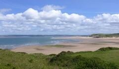LLangennith, Gower, Wales (east med wanderer) Tags: wales uk gowerpeninsula llangennith coast sea clouds bay landscape britain worldtrekker