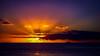 Heaven's Sunset (mikederrico69) Tags: nature sunset sunrise sun sky clouds water sea seaside ocean reflection reflections yellow orange purple trip vacation relaxation meditation dark night sunrays summer beauty beaches beach carribean