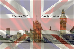 22 March 2017    Pray for London (regis.muno) Tags: london londres pray prayforlondon 22march2017 nikond70