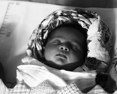 Dawood Ibrahim (N A Y E E M) Tags: dawood ibrahim nephew newborn portrait bedroom home today rabiarahmanlane chittagong indoors availablelight cropped sooc