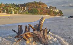 Ffreyes Beach at Sunset (ronmcmanus1) Tags: antigua beach hdr landscape sunsetsunrise waterwaterfront jollyharbour stmarysparish antiguabarbuda caribbean sand