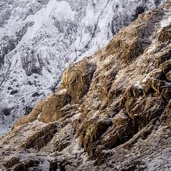 Cwm Idwal (Tim Allott) Tags: winter hillside rocks cwmidwal northwales cliffs mountain ice snow snowdonia