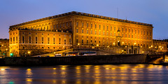 1 430 rooms (Jens Haggren (off for a while)) Tags: royalpalace castle stockholmsslott lights reflections stockholm sweden jenshaggren