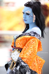 Jinbei cosplay by Lady AuLait (Isidro Urena .) Tags: jinbei cosplay photography anime character fem animematsuri one piece