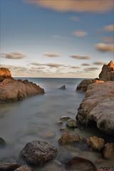 Towards the open sea (rossoz) Tags: sardegna italy italia costarei mare rocce sea rocks lungaesposizione long exposure sardinia castiadas
