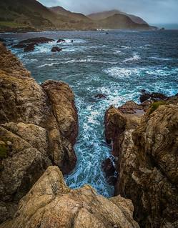 Sea Crevice